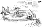 Dwane Powell  Dwane Powell's Editorial Cartoons 2005-09-12 disaster