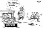 Dwane Powell  Dwane Powell's Editorial Cartoons 2005-12-14 personal finance
