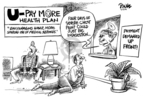 Dwane Powell  Dwane Powell's Editorial Cartoons 2006-02-06 plan