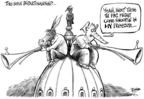 Dwane Powell  Dwane Powell's Editorial Cartoons 2006-05-30 democrat