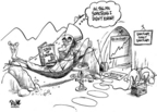 Dwane Powell  Dwane Powell's Editorial Cartoons 2006-10-05 bin