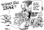 Dwane Powell  Dwane Powell's Editorial Cartoons 2006-12-15 plan