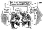 Dwane Powell  Dwane Powell's Editorial Cartoons 2007-05-11 plan