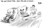 Dwane Powell  Dwane Powell's Editorial Cartoons 2007-06-20 governor