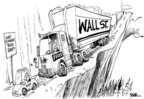 Dwane Powell  Dwane Powell's Editorial Cartoons 2008-10-13 personal finance