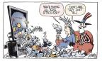 Signe Wilkinson  Signe Wilkinson's Editorial Cartoons 2010-10-18 2010 election