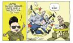 Signe Wilkinson  Signe Wilkinson's Editorial Cartoons 2011-07-29 North Korea