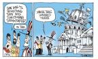 Signe Wilkinson  Signe Wilkinson's Editorial Cartoons 2011-08-24 'til