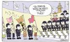 Signe Wilkinson  Signe Wilkinson's Editorial Cartoons 2012-07-30 2012 Olympics