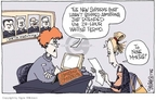 Signe Wilkinson  Signe Wilkinson's Editorial Cartoons 2006-02-01 24 hours