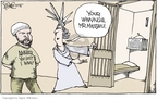 Signe Wilkinson  Signe Wilkinson's Editorial Cartoons 2006-05-05 9-11-01