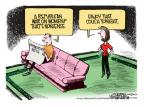 Mike Smith  Mike Smith's Editorial Cartoons 2012-03-22 rights of women