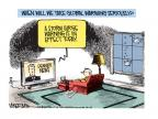 Mike Smith  Mike Smith's Editorial Cartoons 2013-11-13 climate change