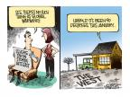Mike Smith  Mike Smith's Editorial Cartoons 2014-01-24 climate change