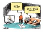 Mike Smith  Mike Smith's Editorial Cartoons 2014-06-06 serious