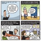 Jen Sorensen  Jen Sorensen's Editorial Cartoons 2012-11-20 Lost