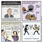 Jen Sorensen  Jen Sorensen's Editorial Cartoons 2013-03-11 game