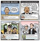 Jen Sorensen  Jen Sorensen's Editorial Cartoons 2013-07-22 segregation