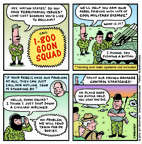 Jen Sorensen  Jen Sorensen's Editorial Cartoons 2014-07-21 Lost