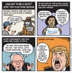 Jen Sorensen  Jen Sorensen's Editorial Cartoons 2016-02-22 Carly Fiorina