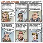 Jen Sorensen  Jen Sorensen's Editorial Cartoons 2017-06-26 $30