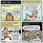 Jen Sorensen  Jen Sorensen's Editorial Cartoons 2017-11-06 Donald Trump taxes