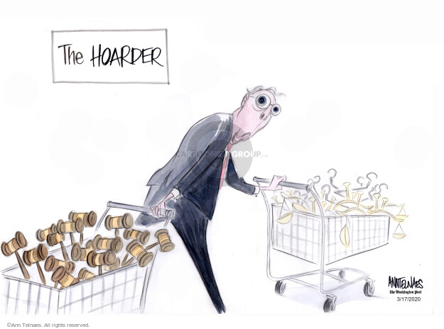 The hoarder.