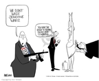 Ann Telnaes  Ann Telnaes' Editorial Cartoons 2004-08-13 rights of women