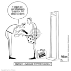 Ann Telnaes  Ann Telnaes' Editorial Cartoons 2002-01-09 taxation