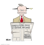 Ann Telnaes  Ann Telnaes' Editorial Cartoons 2002-02-28 commentary