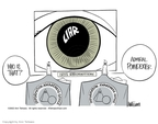 Ann Telnaes  Ann Telnaes' Editorial Cartoons 2002-11-18 invasion of privacy