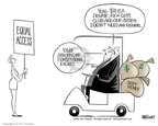 Ann Telnaes  Ann Telnaes' Editorial Cartoons 2002-12-04 amendment