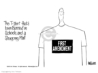 Ann Telnaes  Ann Telnaes' Editorial Cartoons 2003-03-05 amendment