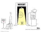 Ann Telnaes  Ann Telnaes' Editorial Cartoons 2003-04-23 passenger
