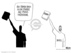 Ann Telnaes  Ann Telnaes' Editorial Cartoons 2003-04-24 amendment