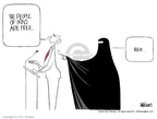 Ann Telnaes  Ann Telnaes' Editorial Cartoons 2003-06-17 rights of women