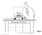 Ann Telnaes  Ann Telnaes' Editorial Cartoons 2003-06-22 climate change