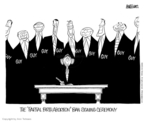Ann Telnaes  Ann Telnaes' Editorial Cartoons 2003-11-06 rights of women