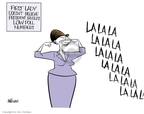 Ann Telnaes  Ann Telnaes' Editorial Cartoons 2006-07-10 Bush polls