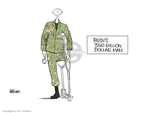 Ann Telnaes  Ann Telnaes' Editorial Cartoons 2006-10-15 George W. Bush