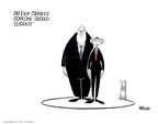 Ann Telnaes  Ann Telnaes' Editorial Cartoons 2006-12-01 George W. Bush