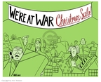 Ann Telnaes  Ann Telnaes' Editorial Cartoons 2006-12-20 Ann