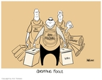 Ann Telnaes  Ann Telnaes' Editorial Cartoons 2007-04-03 fool