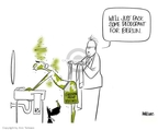 Ann Telnaes  Ann Telnaes' Editorial Cartoons 2007-06-01 climate change