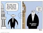 Ann Telnaes  Ann Telnaes' Editorial Cartoons 2007-07-01 George W. Bush