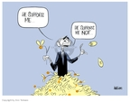 Ann Telnaes  Ann Telnaes' Editorial Cartoons 2007-07-09 George W. Bush