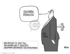 Ann Telnaes  Ann Telnaes' Editorial Cartoons 2008-01-21 gas