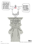 Ann Telnaes  Ann Telnaes' Editorial Cartoons 2004-05-12 higher