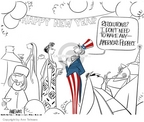Ann Telnaes  Ann Telnaes' Editorial Cartoons 2004-12-30 George W. Bush