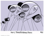 Ann Telnaes  Ann Telnaes' Editorial Cartoons 2007-11-19 alternative energy
